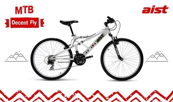 велосипед Аист Decenty Fly