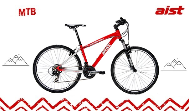 велосипед Аист zebra