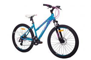 Велосипед горный MTB Аист rosy 1.0 w DISC blue