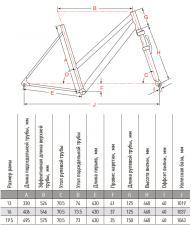 Велосипед горный MTB  Аист rosy 1.0