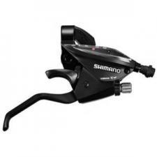 Шифтер/тормозная ручка Shimano Tourney EF510 прав 7ск черный ESTEF5102RV7AL