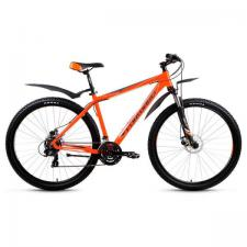 "Велосипед 29"" Forward Apache 2.0 Disc Оранжевый Матовый 21 ск 17-18 г"