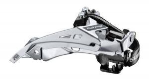 Переключатель передний Shimano Tourney TY710 универсальная тяга EFDTY710TSX6