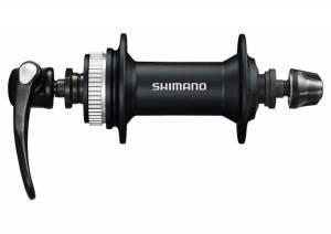 Втулка задняя Alivio M4050, 32 отв, 8/9/10ск, QR, черный EFHM4050BZAL
