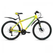 "Велосипед 26"" Forward Sporting 2.0 Disc Желтый 21 ск 17-18 г"
