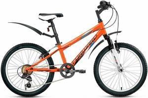 Велосипед Forward Unit 2.0 20 (2016) Оранжевый