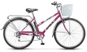 "Велосипед Stels Navigator 28"" 350 Lady Z010 (с корзиной)"