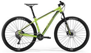 Велосипед Merida Big Nine 500 Green (Black)  2019