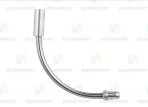 Направляющая тормозного троса для V-brake, угол 110/530002