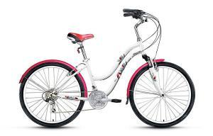 """Велосипед 26"""" Forward Evia 2.0 Белый 16-17 г"""