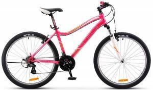 Велосипед Stels Miss-5000 V V040 Розовый (LU089346)
