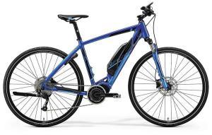 Велосипед Merida eSpresso 300 Blue (Black) 2019
