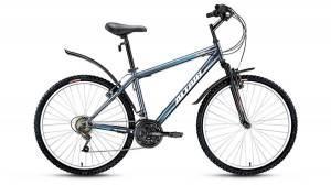 """Велосипед 26"""" Altair MTB HT Серый"""