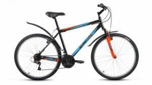 """Велосипед 26"""" Altair MTB HT 2.0 Черный"""