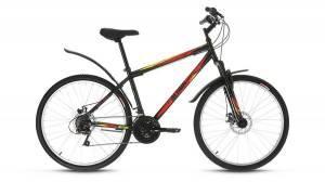 """Велосипед 26"""" Altair MTB HT 3.0 Disc Черный"""