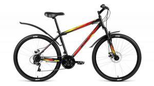 """Велосипед 26"""" Altair MTB HT 3.0 Disc Черный 18 ск 17-18 г"""
