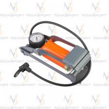 Насос ножной с манометром FP9808D/320043