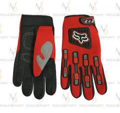 Велоперчатки YM828 с пальцами