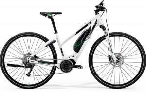 Велосипед Merida eSpresso LADY 300 Silk Pearl White (Green) 2019