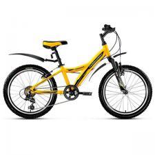 "Велосипед 20"" Forward Commanche 2.0 6 ск 17-18 г"