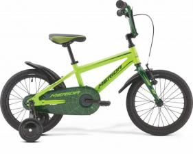 Велосипед Merida Spider J16 Green/Dark green (2017)