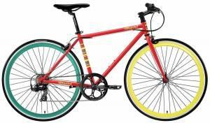 Велосипед Forward Indie Jam 2.0 28 (2017) Красный
