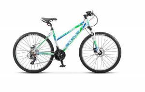 Велосипед Stels Miss-5100 MD V030/V031 Белый/Зеленый
