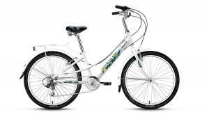 Велосипед Forward Azure 24 (2017) Белый