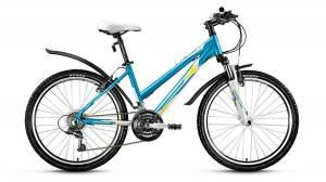 Велосипед Forward Seido 2.0 24 (2017) Голубой