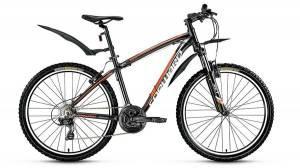 Велосипед Forward Agris 1.0 26 (2017) Черный