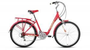 Велосипед Forward Grace 2.0 26 (2017) Красный Матовый