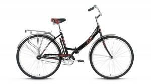 Велосипед Forward Portsmouth 1.0 28 (2017) Черный