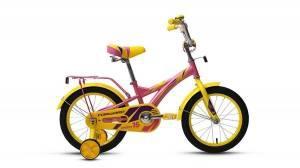 Велосипед Forward Crocky girl 16 (2017)