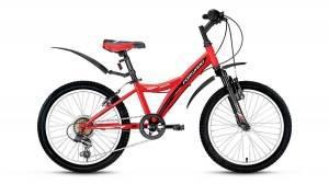 Велосипед Forward Dakota 2.0 20 (2017) Красный Матовый