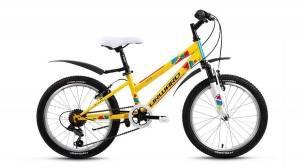 Велосипед Forward Iris 20 (2017) Желтый