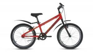 Велосипед Forward Unit Pro 1.0 20 (2017) Красный Матовый