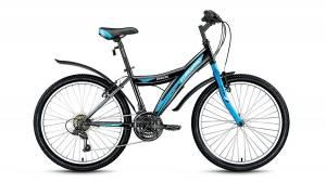 Велосипед Forward Dakota 1.0 26 (2017) Черный