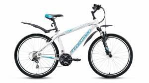 Велосипед Forward Apache 1.0 26 (2017) Белый