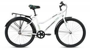 Велосипед Forward Barcelona Air 26 (2017) 1.0 Белый