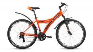 Велосипед Forward Dakota 2.0 26 (2017) Оранжевый Матовый
