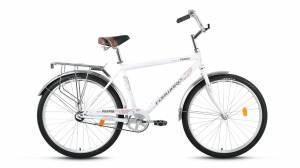 Велосипед Forward Parma 1.0 26 (2017) Белый Матовый