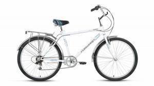 """Велосипед 26"""" Forward Parma 2.0 Белый"""