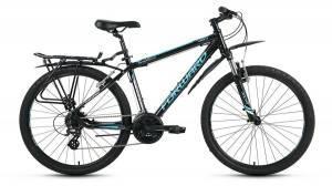 Велосипед Forward Yukon 1.0 26 (2017) Черный