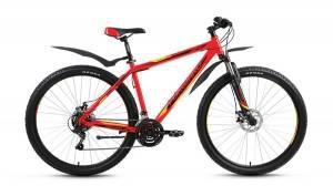 Велосипед Forward Sporting 2.0 Disc 29 (2017) Красный Матовый