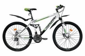 Велосипед Forward Terra 2.0 Disc 26 (2016) Белый/Черный