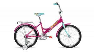 """Велосипед 20"""" Forward Timba girl 17-18 г"""