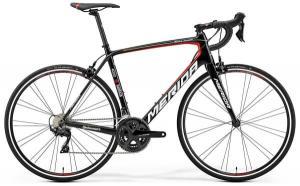 Велосипед Merida SCULTURA 4000 Black (Team Replica) 2019