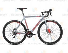 Велосипед FORMAT 2313 Grey/Matt Red (2016)