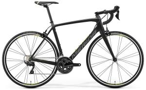 Велосипед Merida SCULTURA 4000 Black (Neon Yellow) 2019