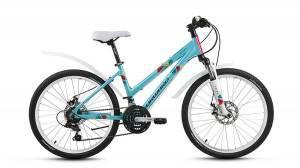 Велосипед Forward Seido 2.0 24 (2017) Disc Зеленый